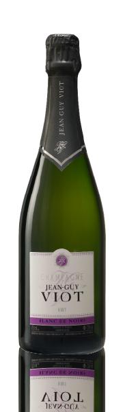 Bouteille Blanc de Noirs Champagne Jean-Guy Viot