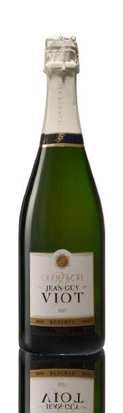 Bouteille Réserve Champagne Jean-Guy Viot