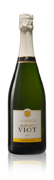 Bouteille Tradition Brut Champagne Jean-Guy Viot